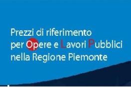 logo prezzario regionale
